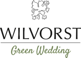 Wilvorst Green Wedding Logo
