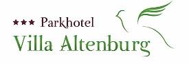 Logo Parkhotel Villa Altenburg
