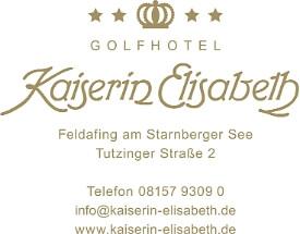Logo Golfhotel Kaiserin Elisabeth