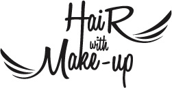 Hair with Make Up Logo