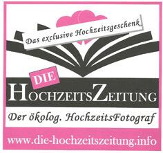 Die Hochzeitszeitung - Logo