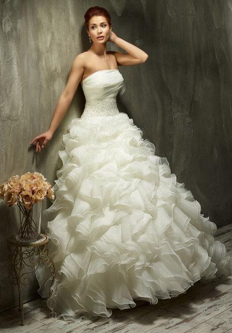 Brautkleid Lisa Donetti 70405