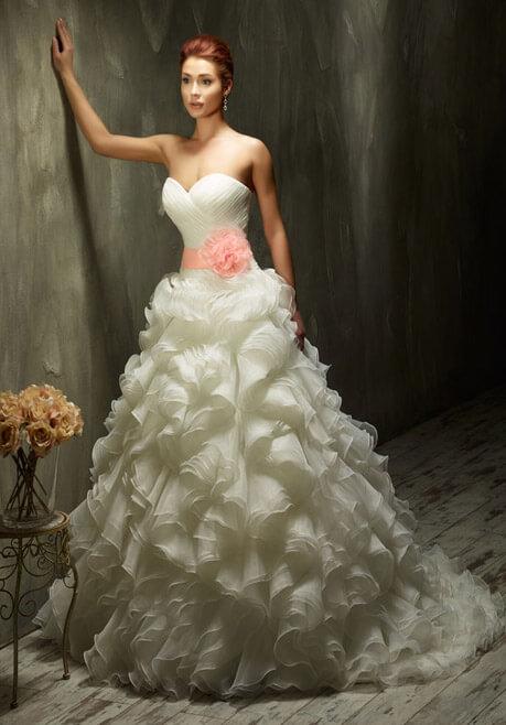 Brautkleid Lisa Donetti 70408