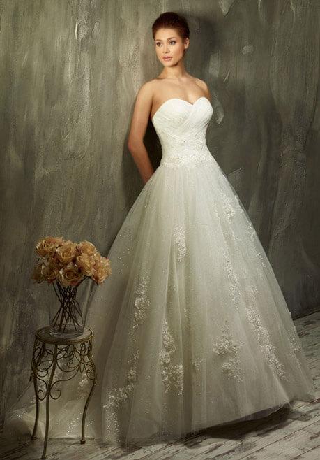 Brautkleid Lisa Donetti 70436