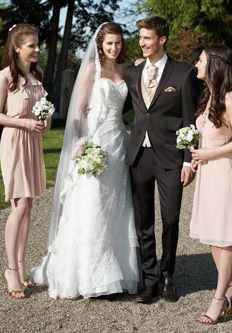 Hochzeitsanzug Wilvorst After Six After Six FS - 442100/60