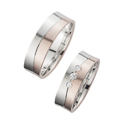 Trauring Cilor Trauringe Perfect Love HR-101A