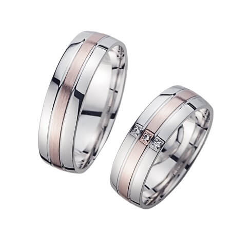 Trauring Cilor Trauringe Perfect Love HR-123A