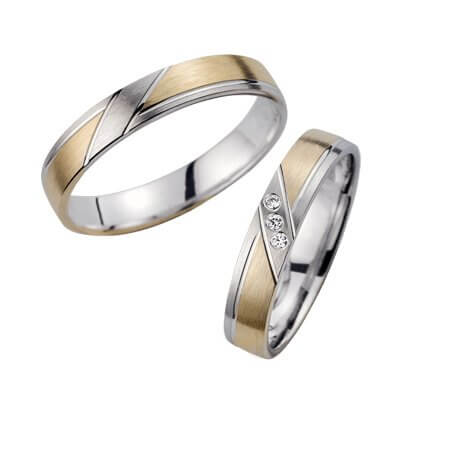 Trauring Cilor Trauringe Perfect Love HR-141A