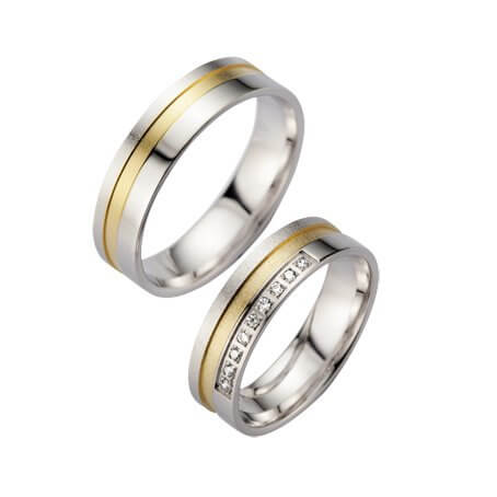 Trauring Cilor Trauringe Perfect Love HR-159A