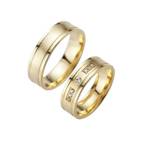 Trauring Cilor Trauringe Perfect Love HR-201A