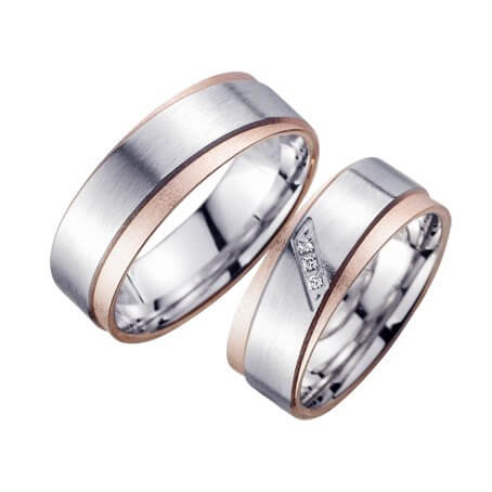 Trauring Cilor Trauringe Perfect Love HR-217A