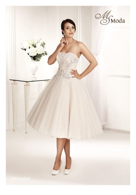 Brautkleid MS Moda Adelaide