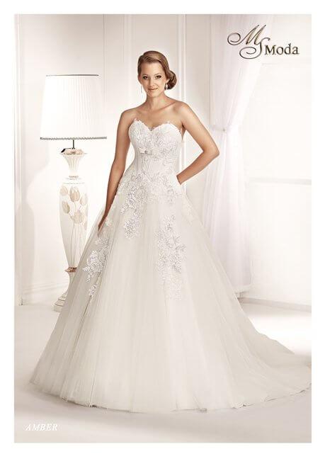 Brautkleid MS Moda Amber