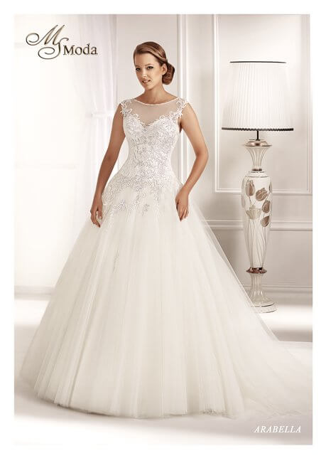 Brautkleid MS Moda Arabella