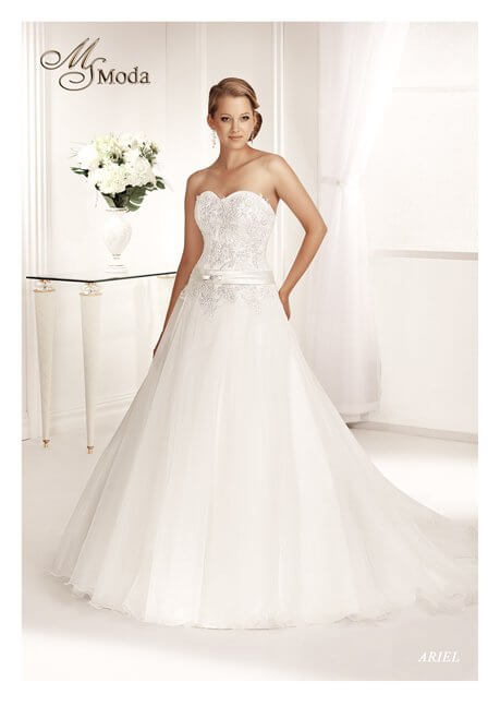 Brautkleid MS Moda Ariel