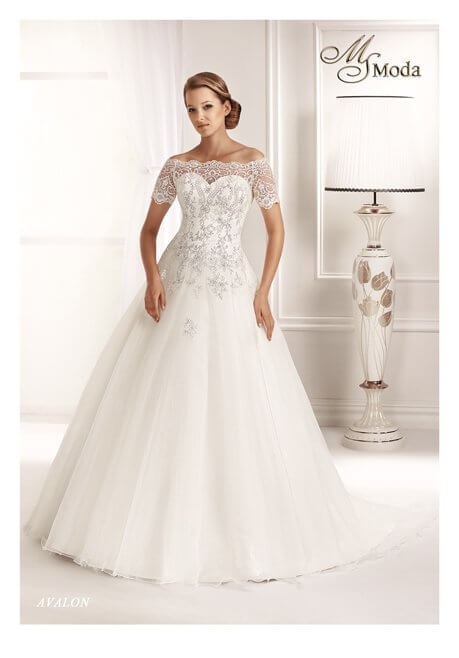 Brautkleid MS Moda Avalon