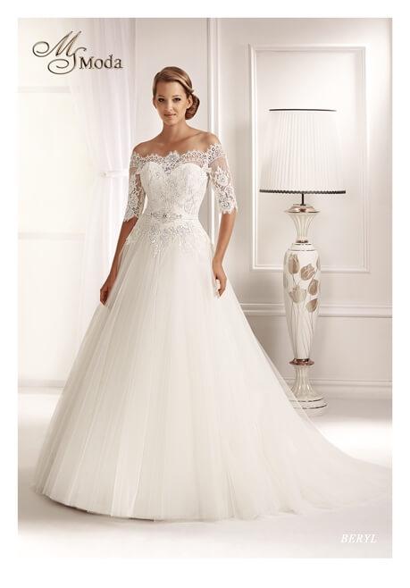 Brautkleid MS Moda Beryl