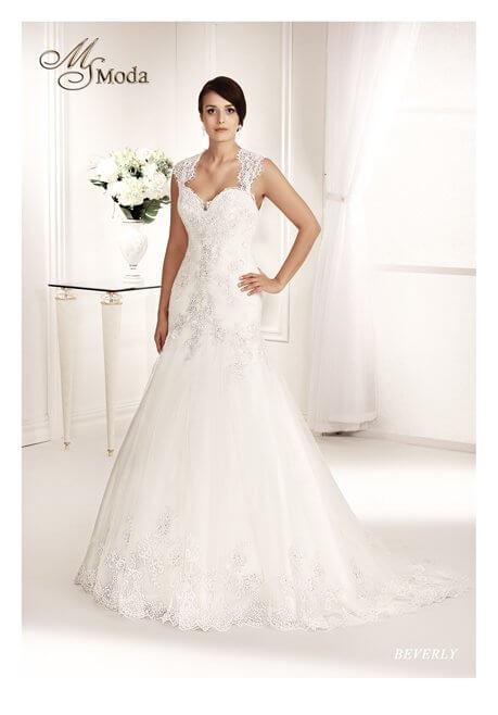 Brautkleid MS Moda Beverly
