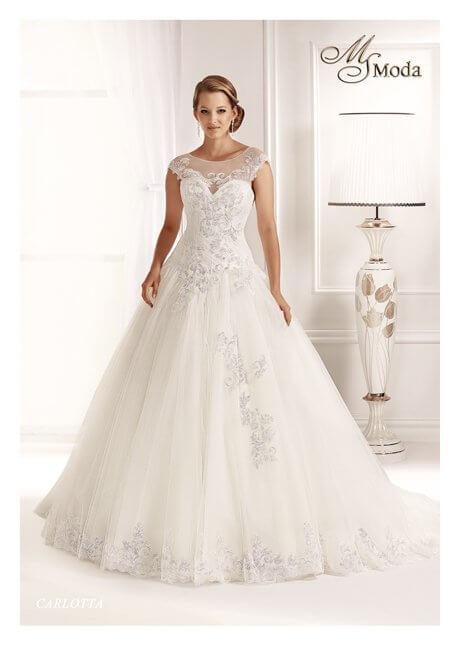 Brautkleid MS Moda Carlotta