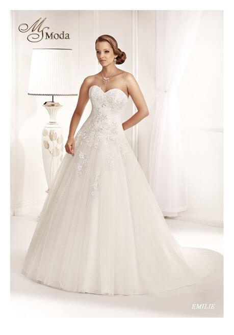 Brautkleid MS Moda Emilie