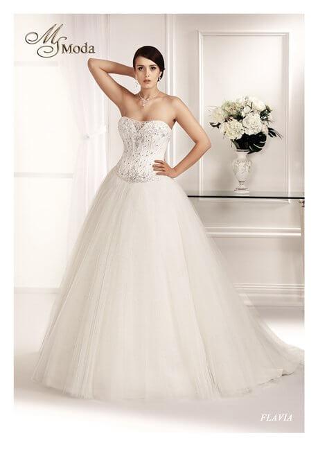 Brautkleid MS Moda Flavia
