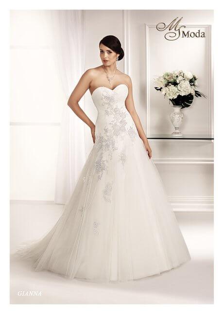 Brautkleid MS Moda Gianna