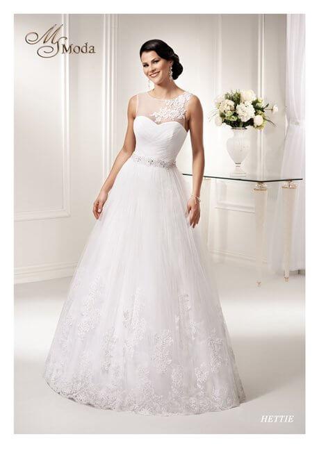 Brautkleid MS Moda Hettie