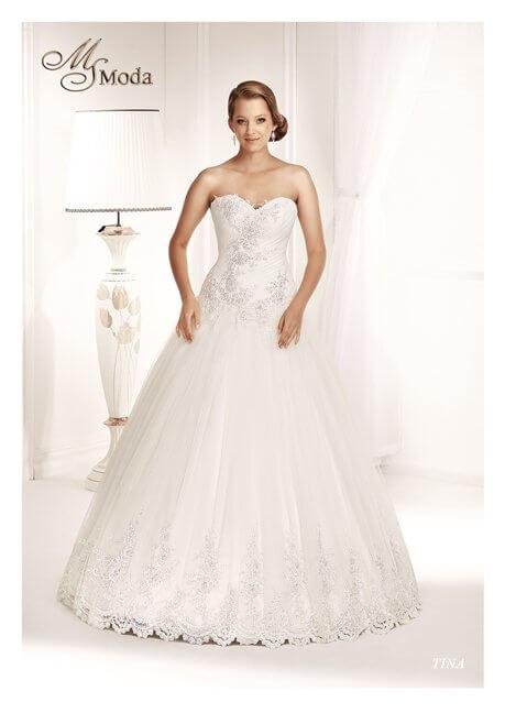 Brautkleid MS Moda Tina