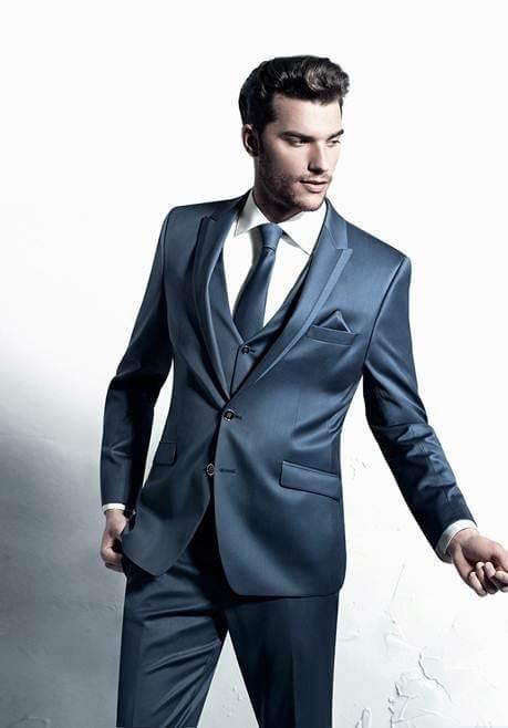 Hochzeitsanzug Wilvorst Tziacco Tiziacco FS 2015 - 54210/36