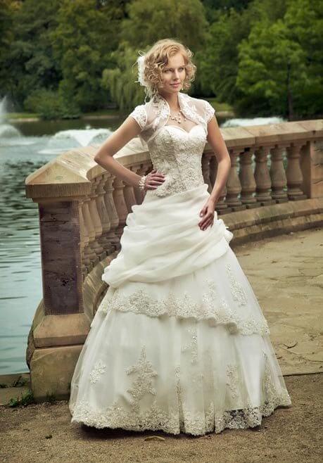 Brautkleid Annais Bridal PL 276 Bibione