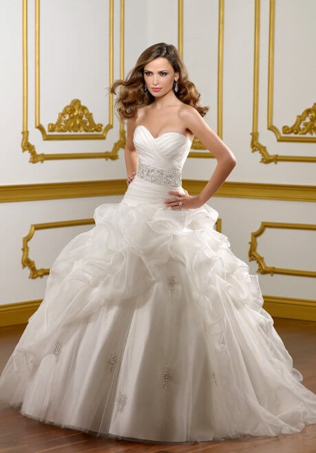 Brautkleid Mori Lee 1823