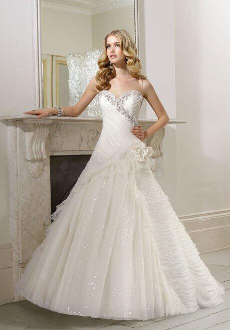 Brautkleid Ronald Joyce 64011