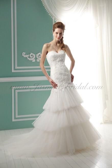 Brautkleid Jasmine Bridal F141056