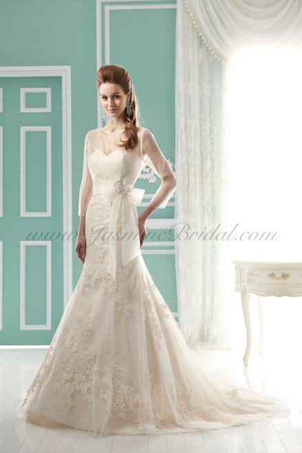 Brautkleid Jasmine Bridal F141057