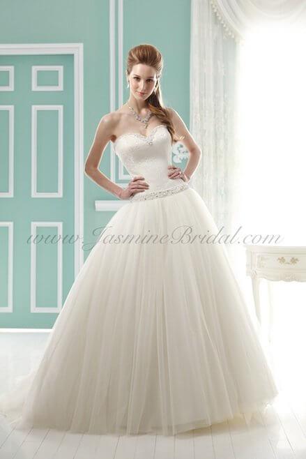 Brautkleid Jasmine Bridal F141059