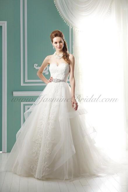 Brautkleid Jasmine Bridal F141068