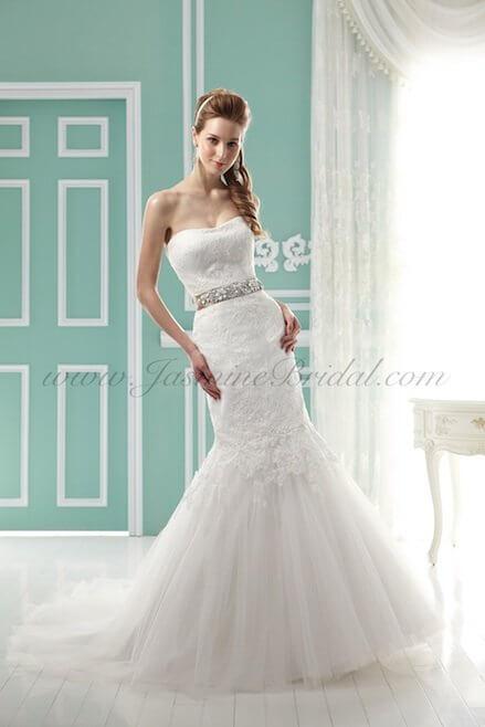 Brautkleid Jasmine Bridal F141071