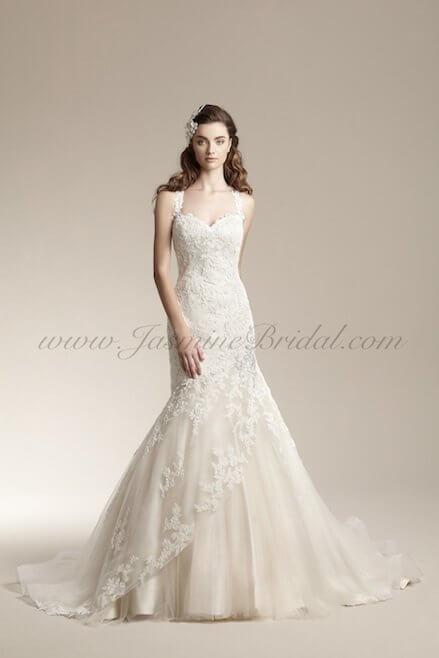 Brautkleid Jasmine Bridal F151001