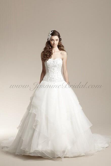 Brautkleid Jasmine Bridal F151002