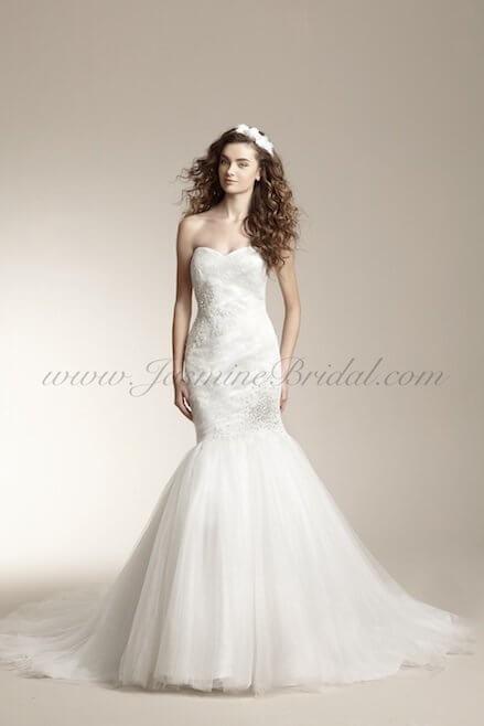Brautkleid Jasmine Bridal F151003