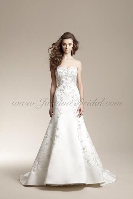 Brautkleid Jasmine Bridal F151004