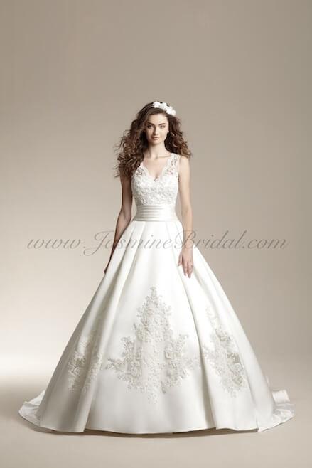 Brautkleid Jasmine Bridal F151007