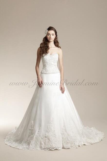 Brautkleid Jasmine Bridal F151008