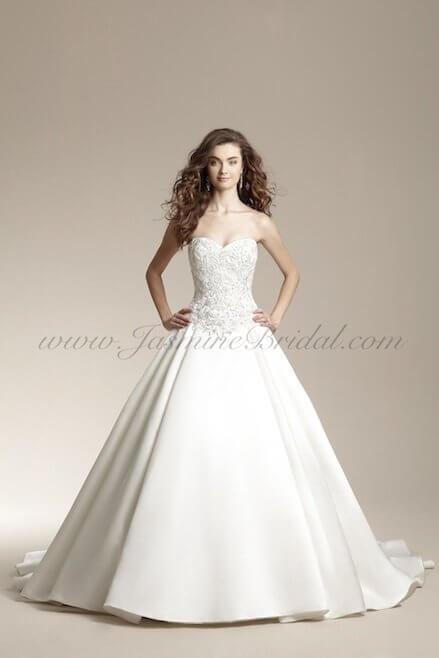 Brautkleid Jasmine Bridal F151009