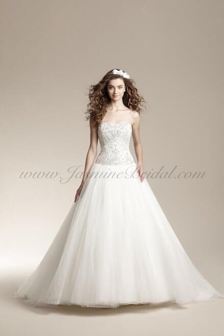 Brautkleid Jasmine Bridal F151010