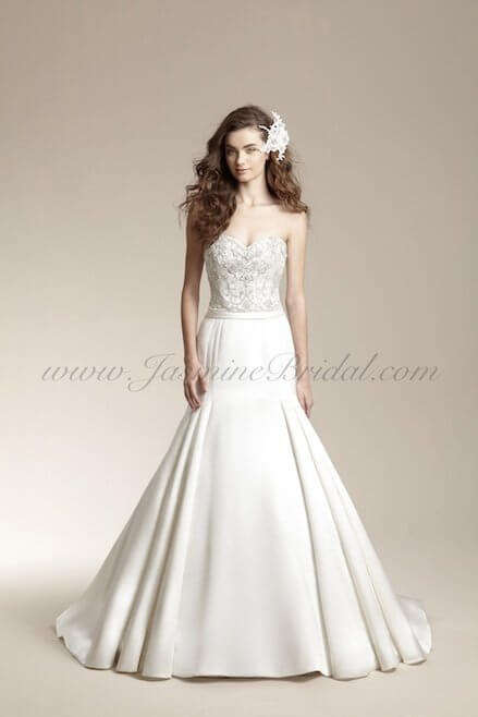 Brautkleid Jasmine Bridal F151011