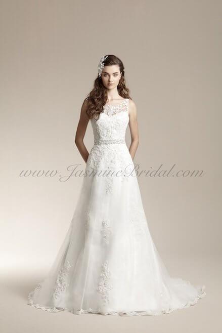 Brautkleid Jasmine Bridal F151012