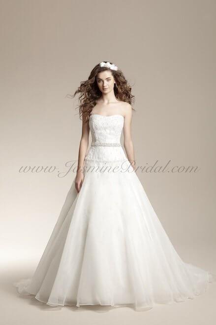 Brautkleid Jasmine Bridal F151013