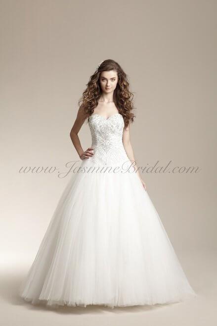 Brautkleid Jasmine Bridal F151014