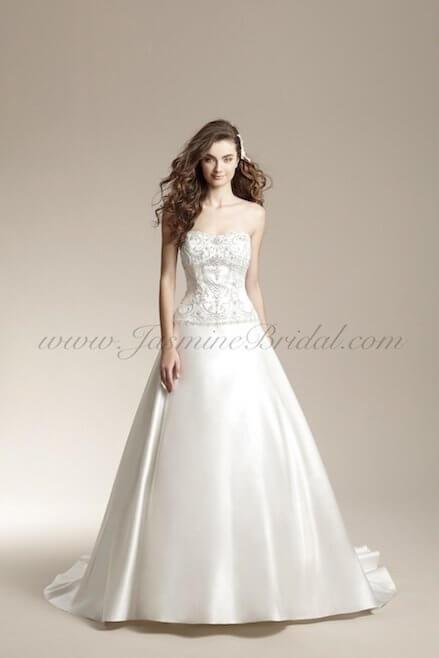 Brautkleid Jasmine Bridal F151017